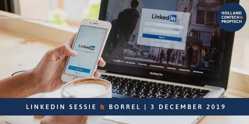 LinkedIn sessie incl. borrel