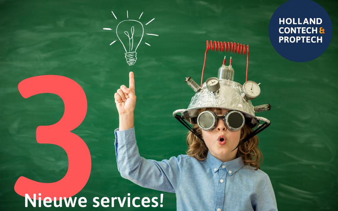 HCP heeft drie nieuwe services: Keteninnovatie, Matchmaking & Interne Innovatiebegeleiding!