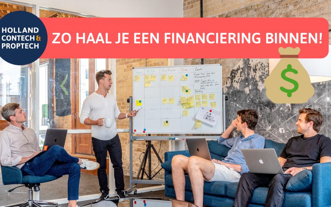 Alles wat je moet weten over het binnenhalen van een investering als startup of scale-up!