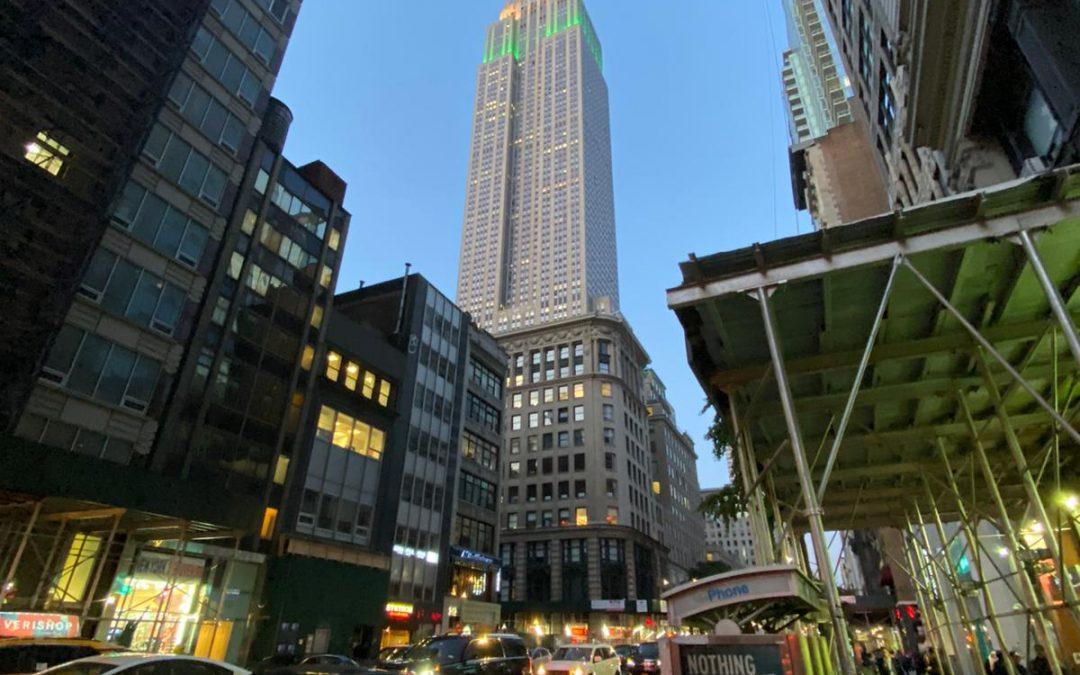 Dag 1 New York Real Estate Tech Week