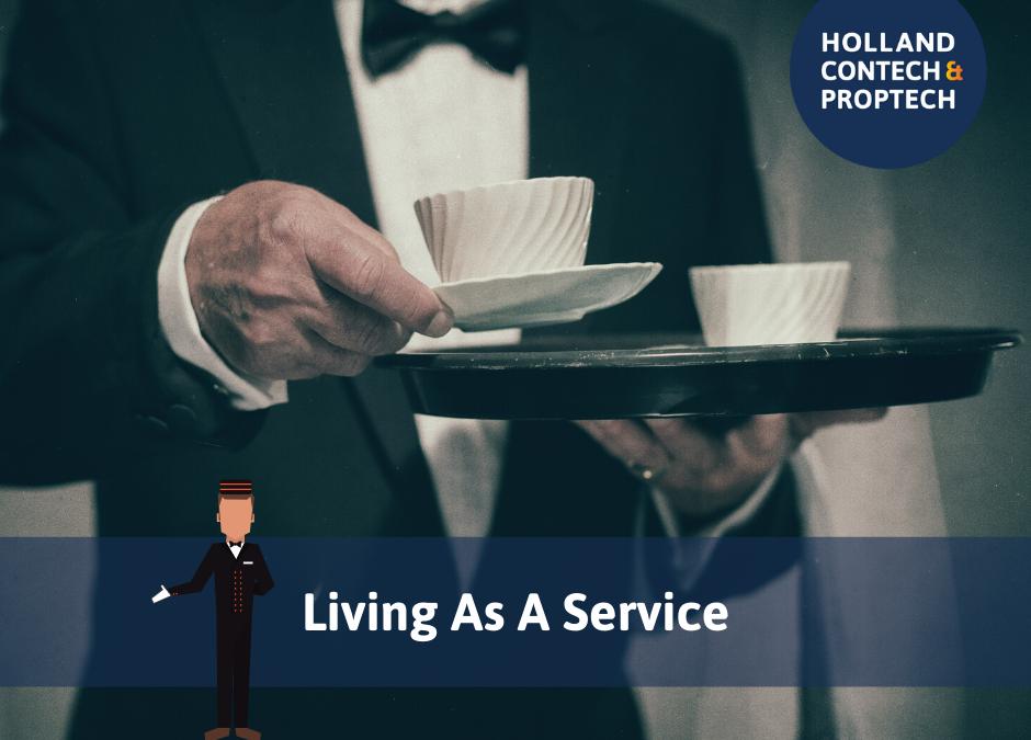Living As A Service: 4 punten om in gedachte te houden