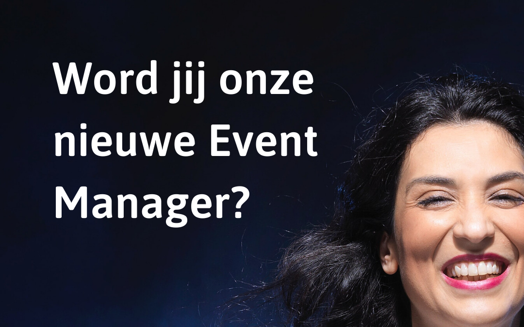 Vacature | Holland ConTech & PropTech zoek naar Event Manager Stagiair!