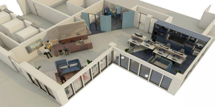 Ditt en NDI Office Experience Centre