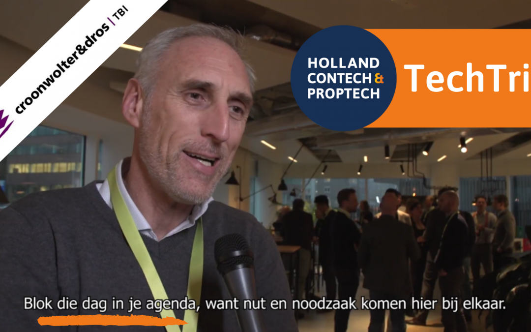Blog + video |  Croonwolter&dros en HCP TechTrip Delft & Rotterdam