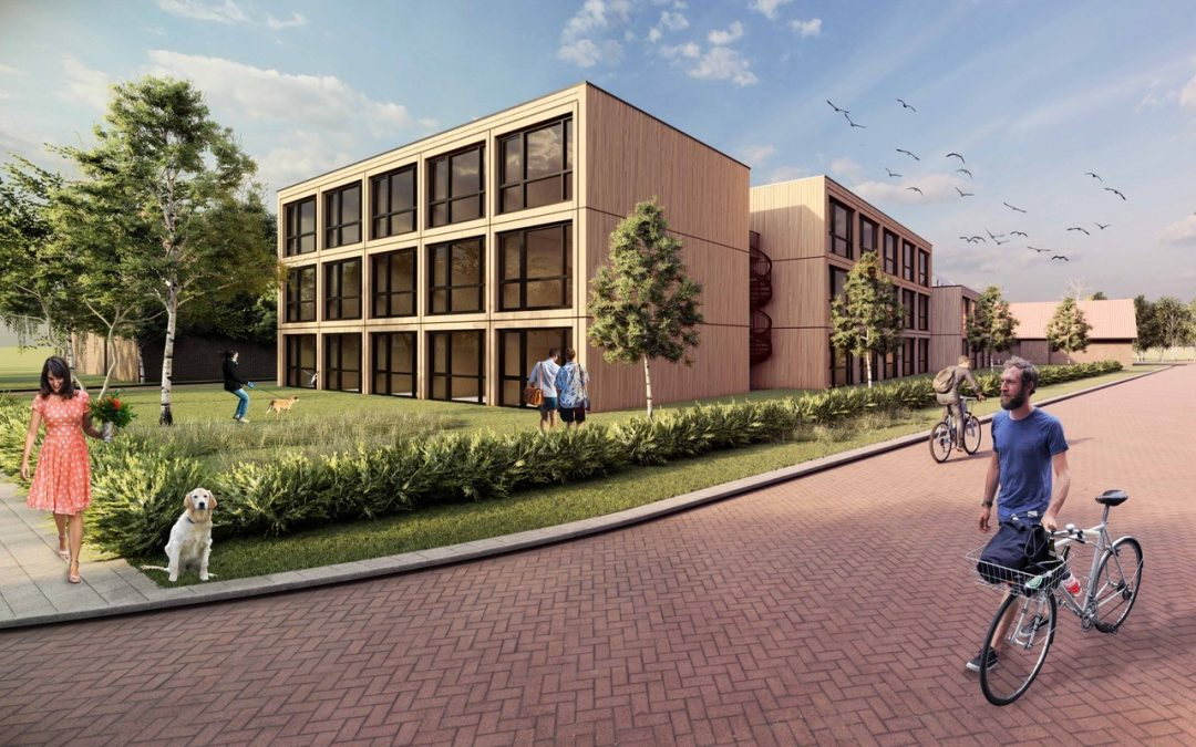 Blog | Finch Buildings & het Alkmaar Project: Circulaire, verplaatsbare woningen van hout