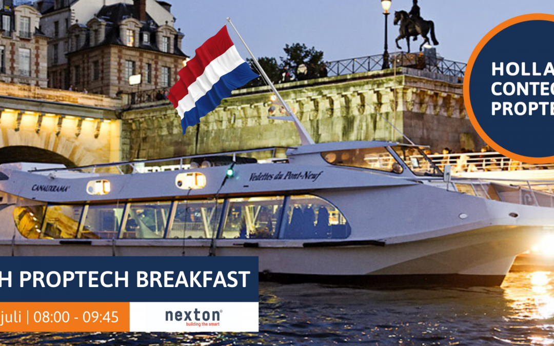 Dutch PropTech Breakfast powered by Nexton