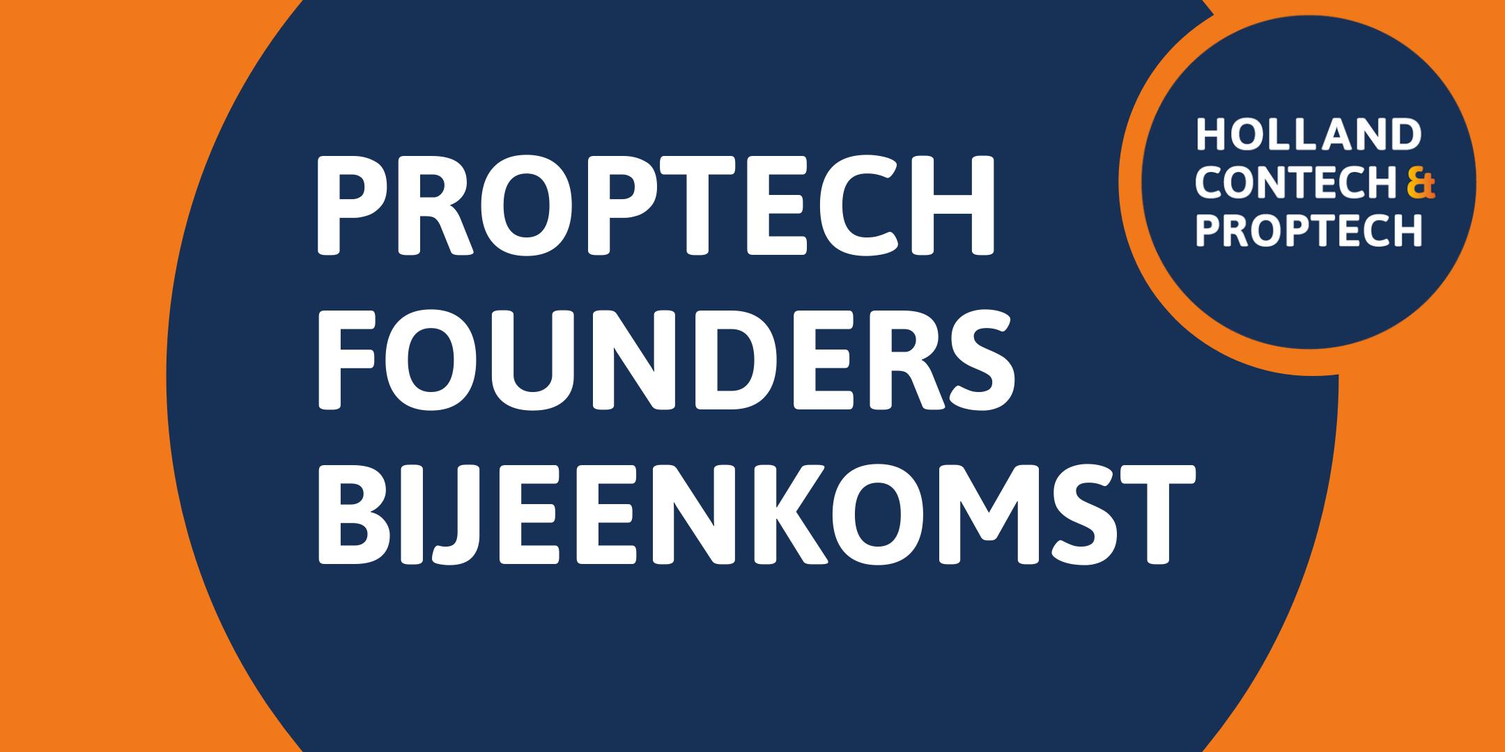 PropTech Founders Bijeenkomst