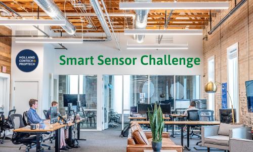 Vijf grote winnaars 'Smart Sensor Challenge' bekend!
