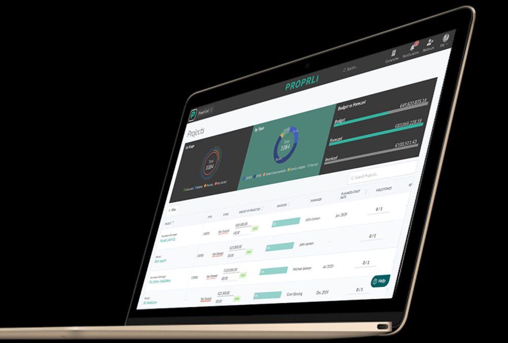 Proprli voegt NSI toe aan klantenbestand en lanceert Project View 2.0
