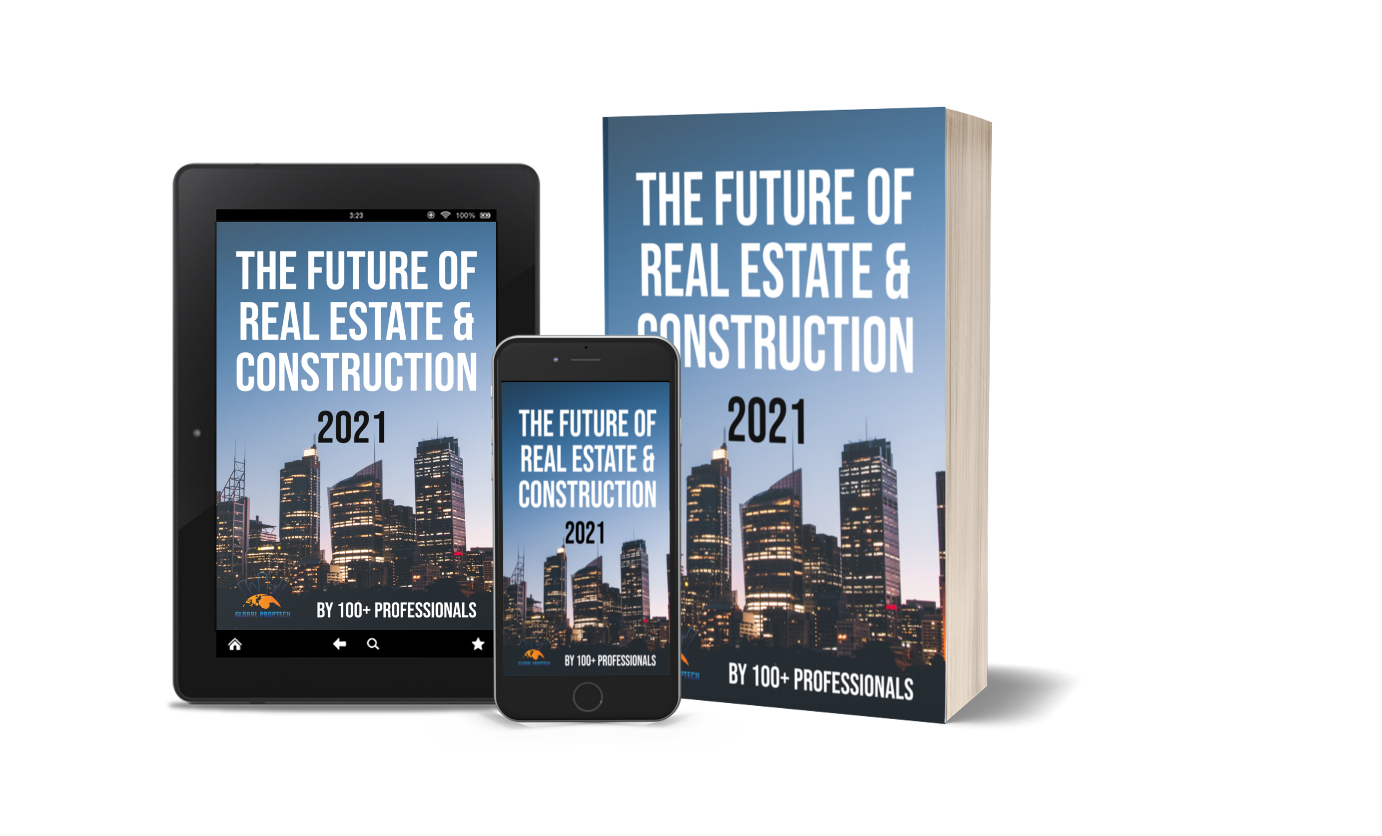 Ebook Real Estate Futureproof Trends 2020 Holland Contech Proptech